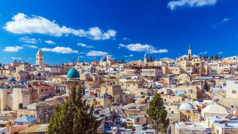 Tour Del Día De Jerusalén5