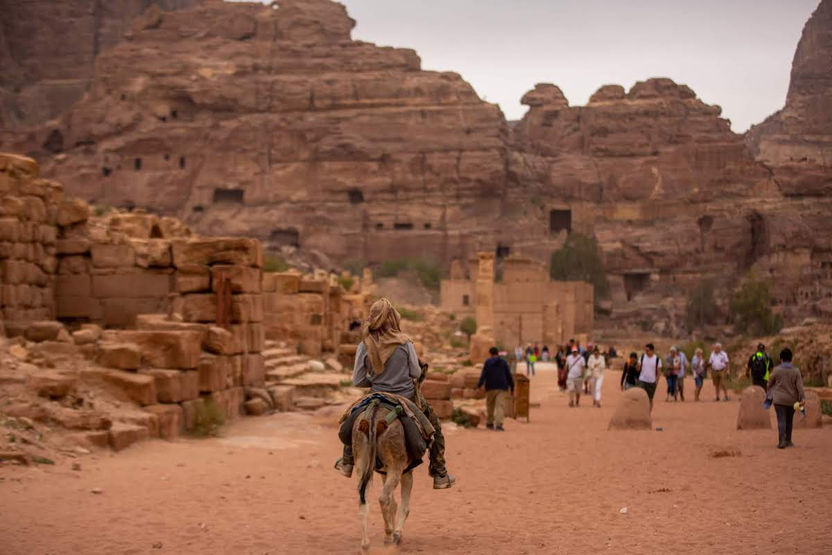 Petra Tour From Jerusalem - 1 Day 4