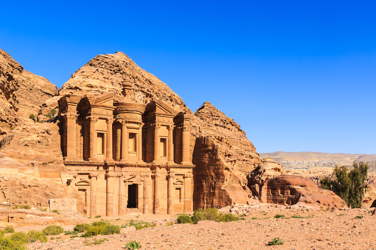 Petra & Wadi Rum 2 Day Tour From Jerusalem2