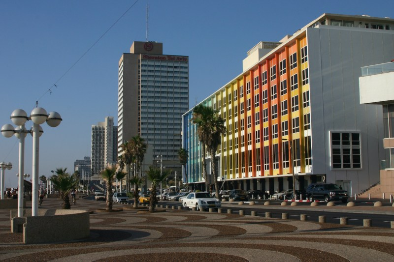 Tel Aviv Architecture Tour3