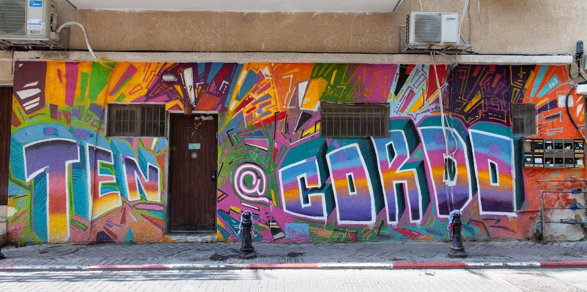 Tel Aviv Street Art Tour2