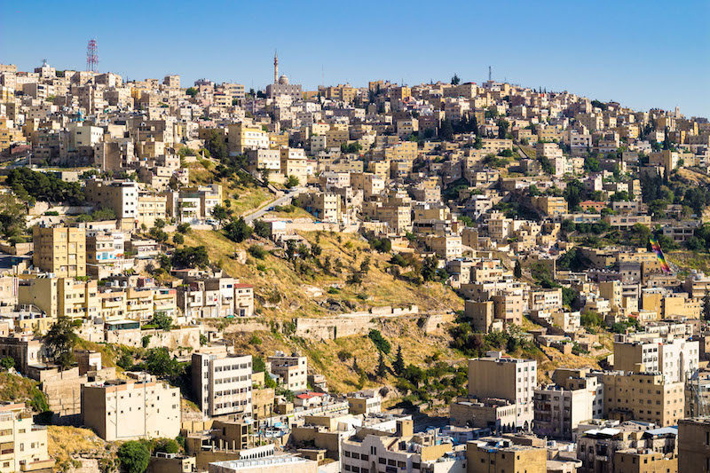 Getting From Jerusalem To Amman (pictured) Is A Simple And Comfortable Process