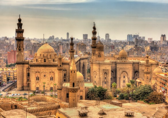 Visiting Cairo and Egypt from Israel