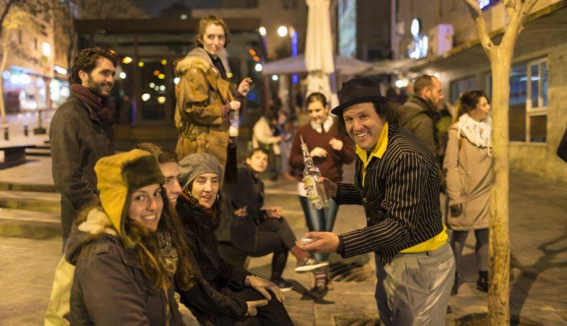 בירושלים הפסטיבל השביעי יוצא לדרך