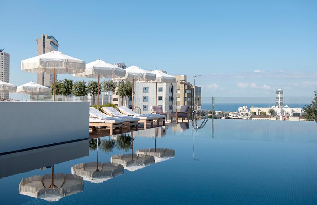 Best Luxury Hotel in Tel Aviv - Norman Hotel
