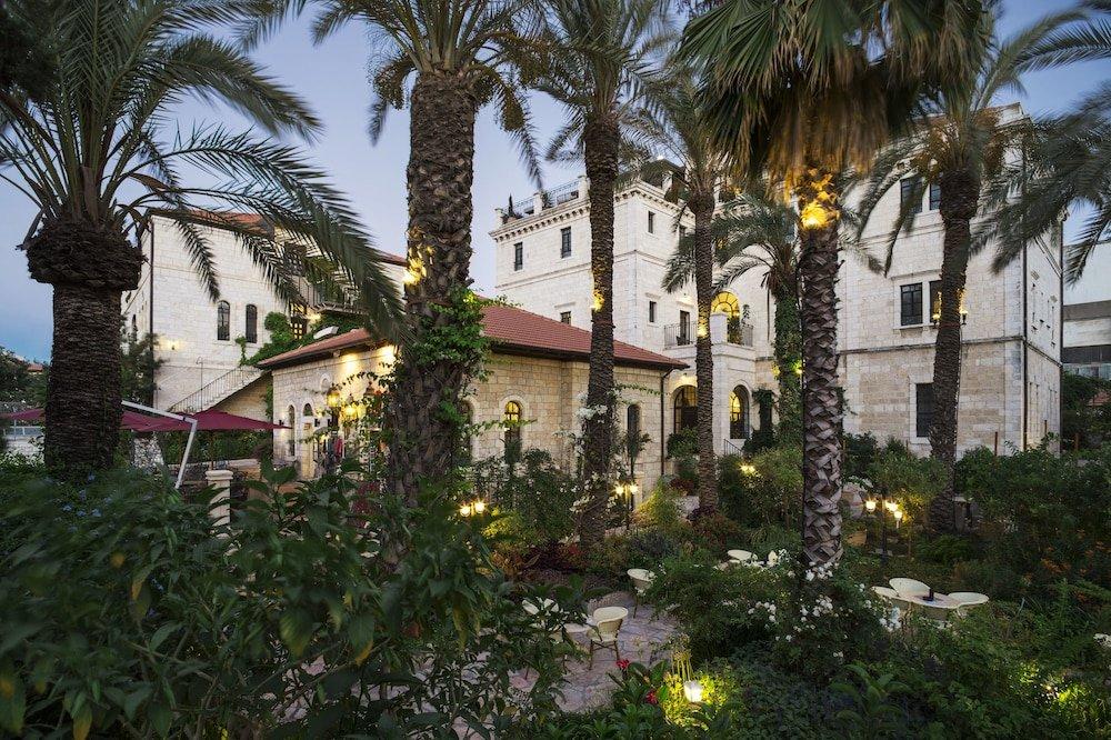 Best Luxury Hotels In Jerusalem - The American Colony