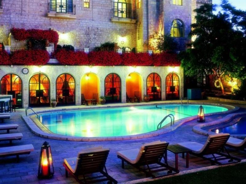 Best Luxury Hotels in Jerusalem - The American Colony Hotel