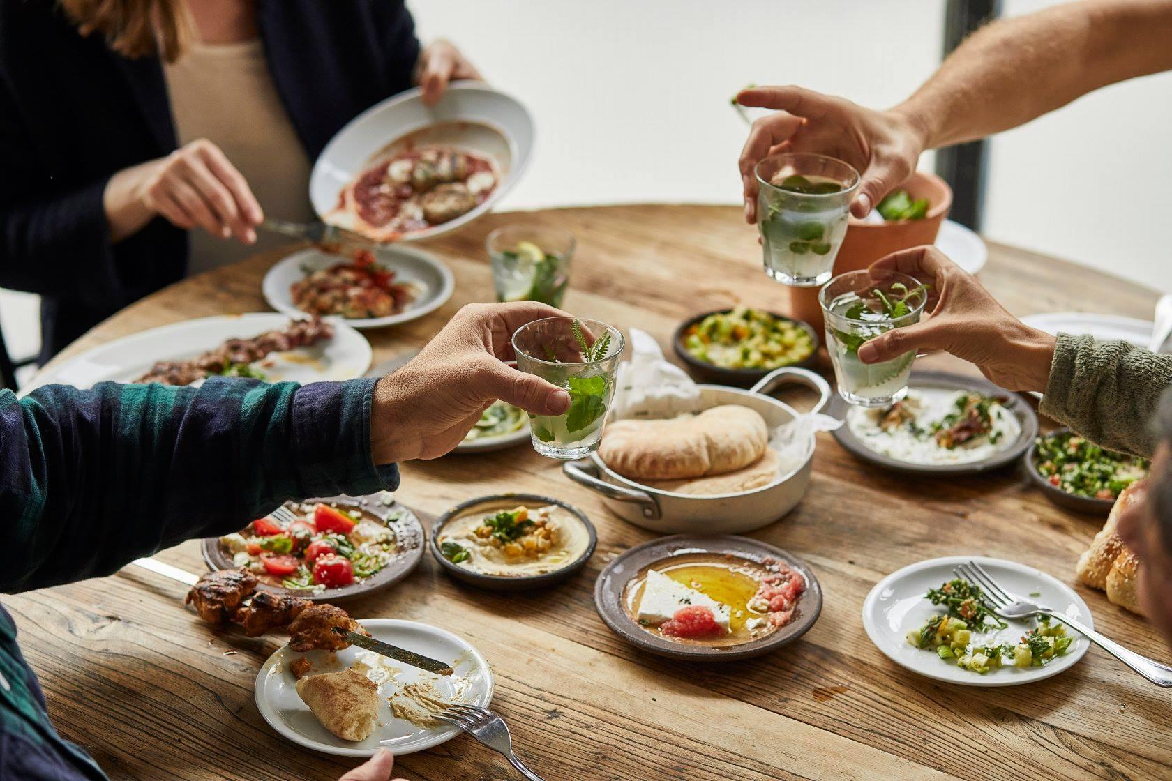 HaAchim in Tel Aviv is another great restaurant in Tel Aviv