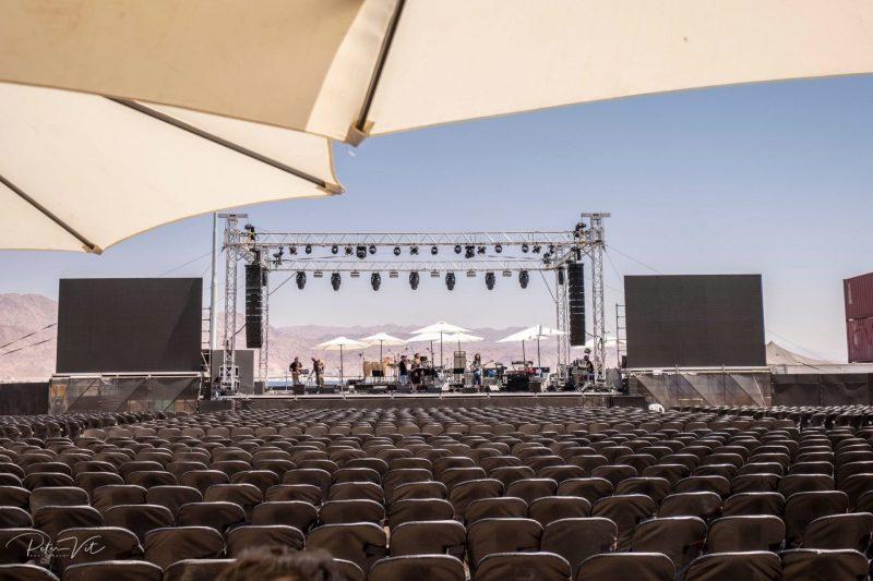 Red Sea Jazz Festival In Eilat, Israel. February 14-16, 2019