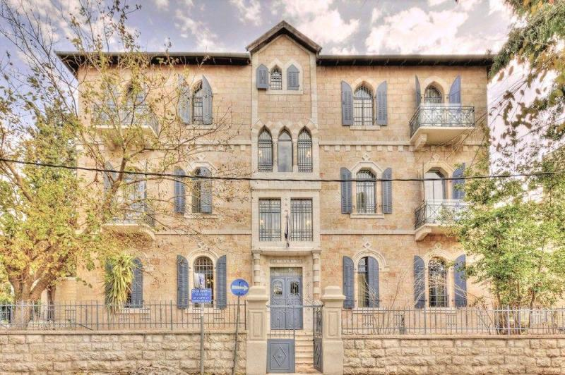 Best Boutique Hotels In Jerusalem Villa Ba'moshava
