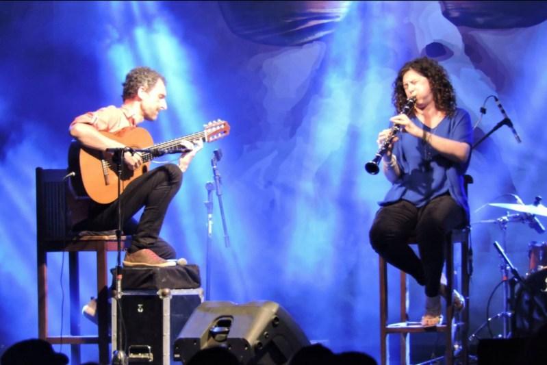 Anat Cohen And Marcello Goncalves