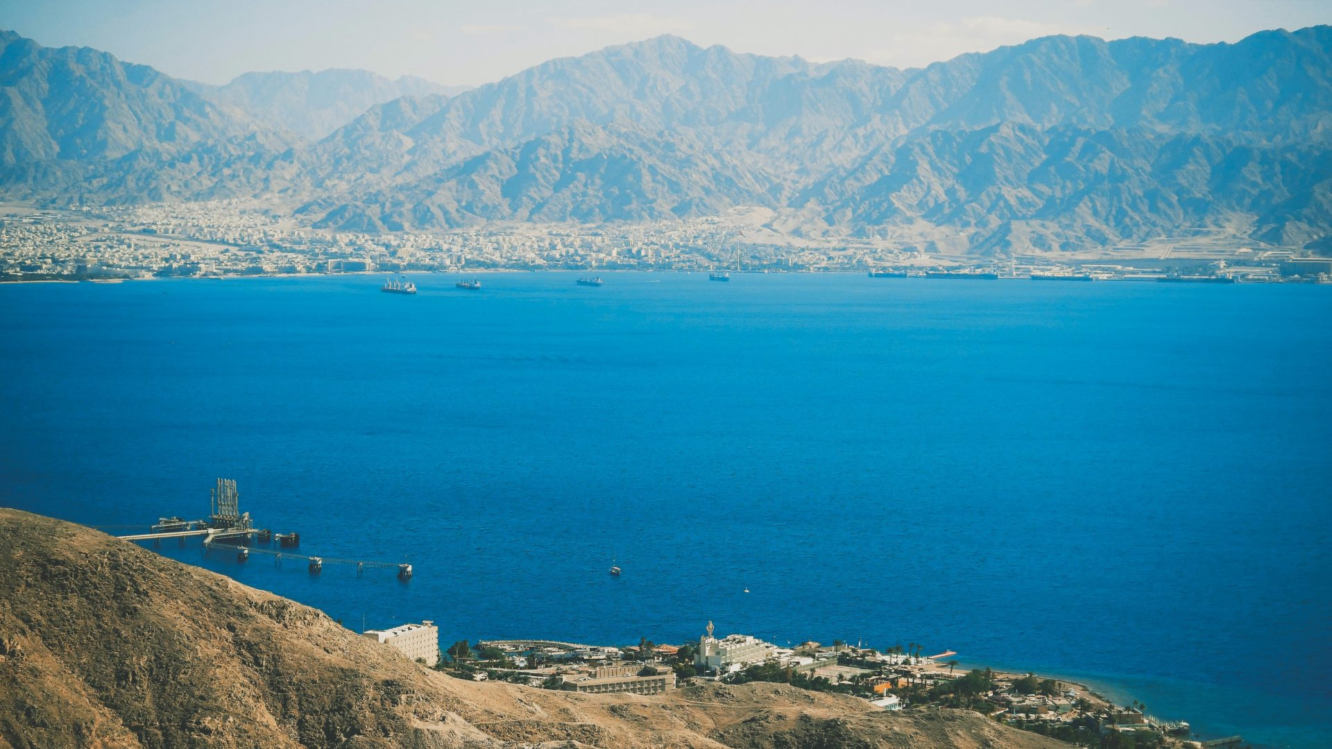 How to get from Eilat to Jerusalem?