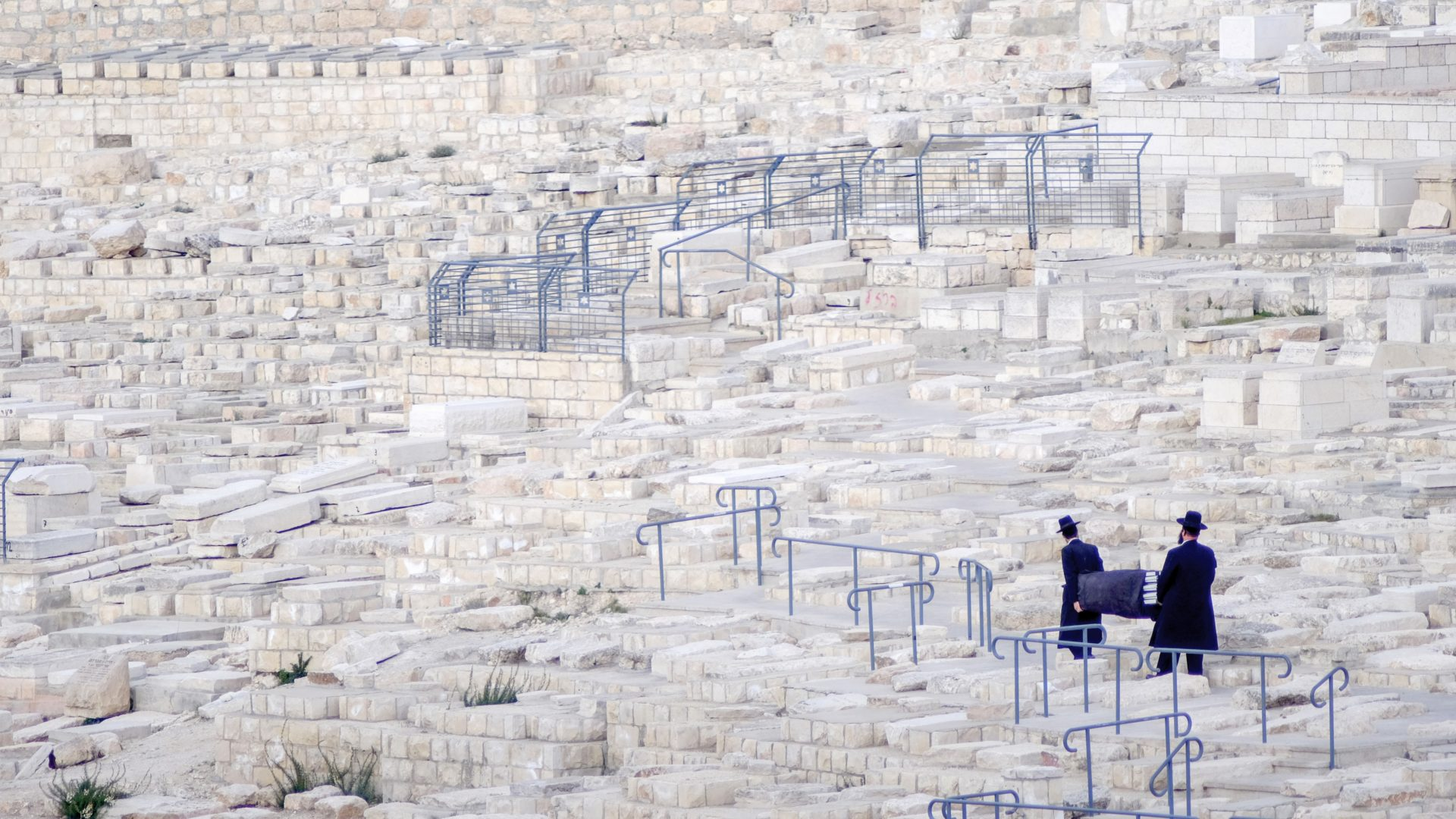 Cemetery at Mount of Olives