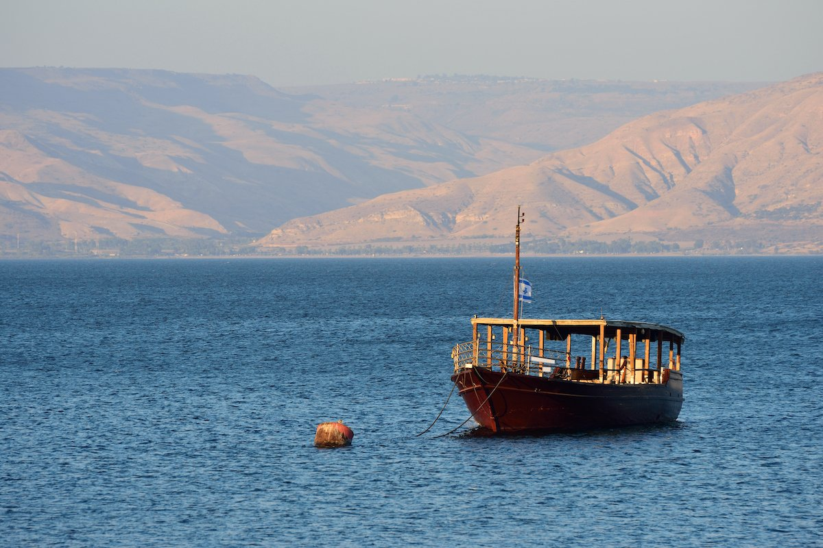 Highlights Around The Sea Of Galilee Tour1