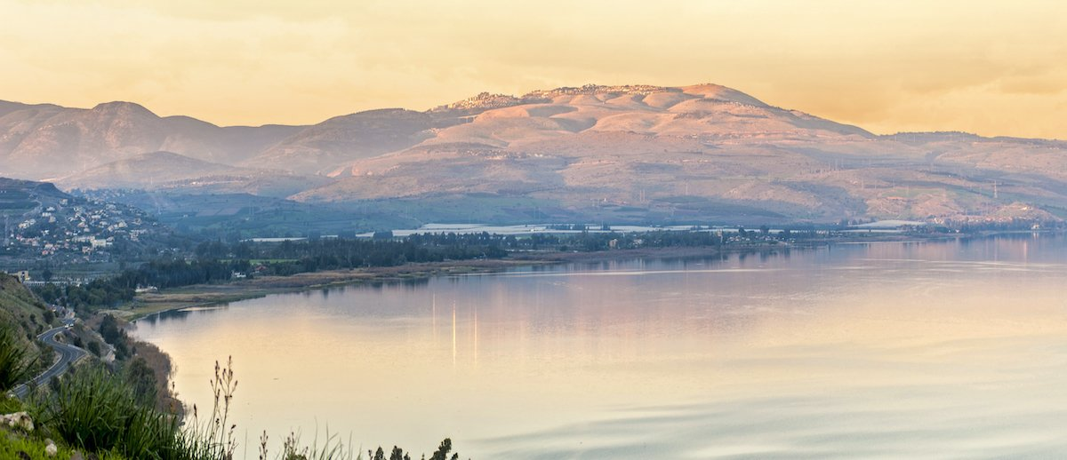 Highlights Around The Sea Of Galilee Tour