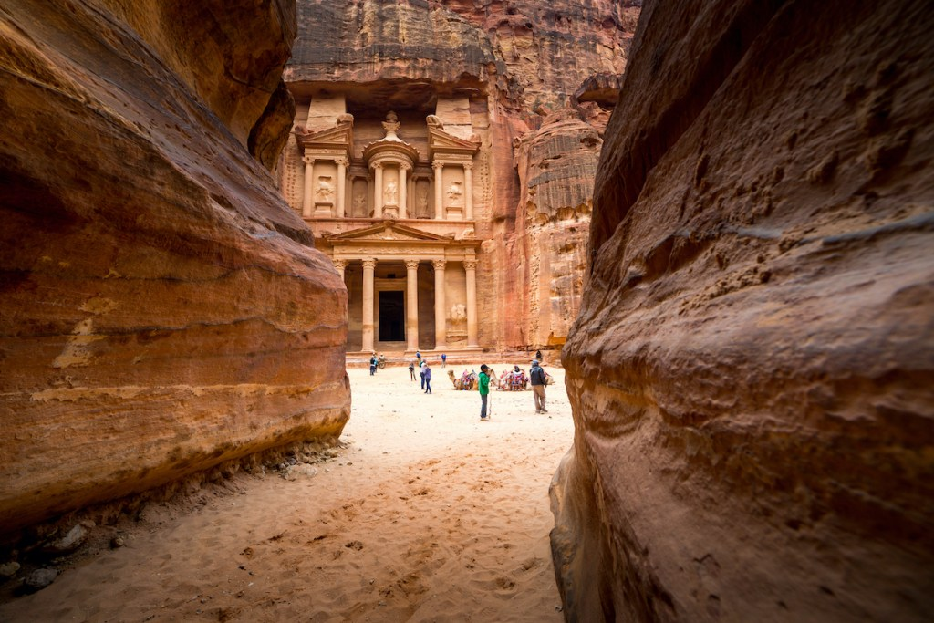 How to Get From Tel Aviv to Petra