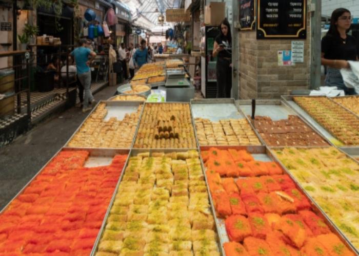 tel aviv markets