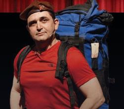 The Wandering Israeli