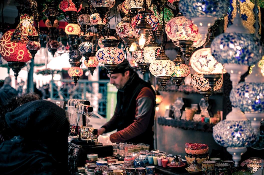 Khan El-Khalili Market cairo
