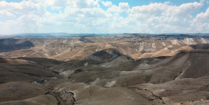 tour of judean desert