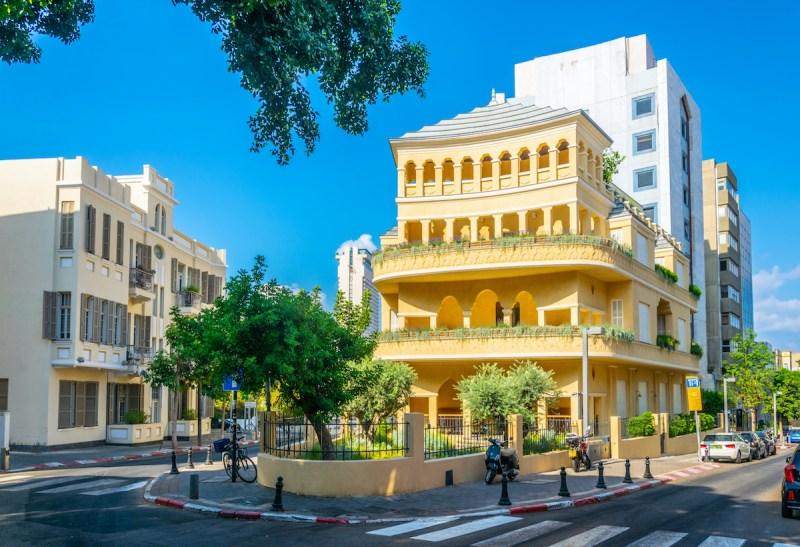 Design Guide For Tel Aviv