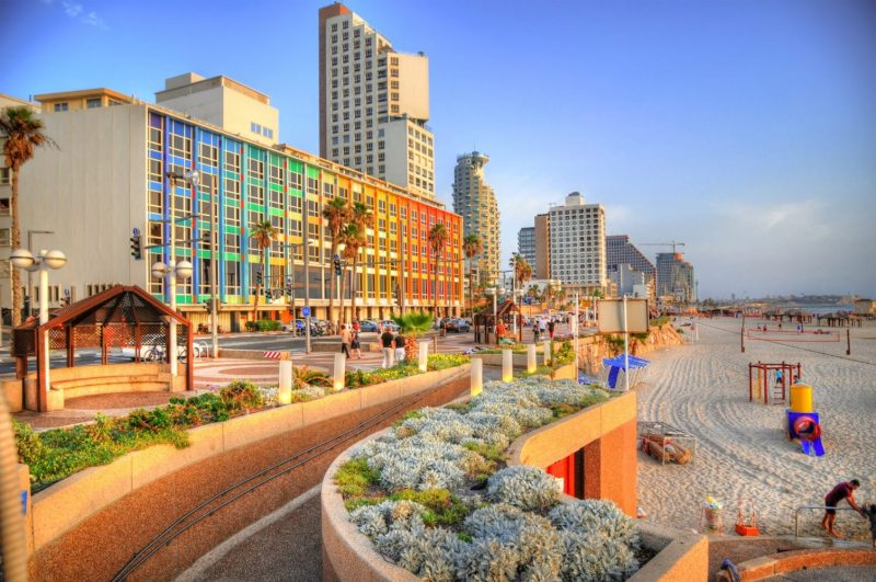 Best Areas To Stay In Tel Aviv