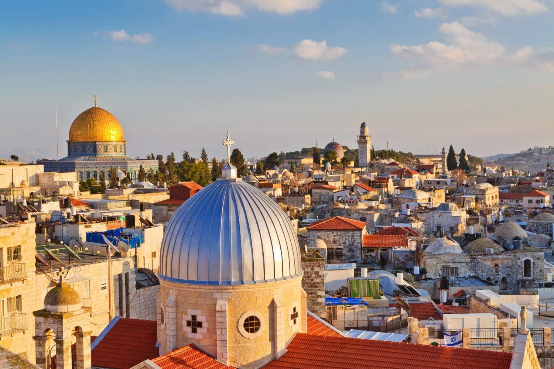 Tour Israel, Jordan, and Egypt