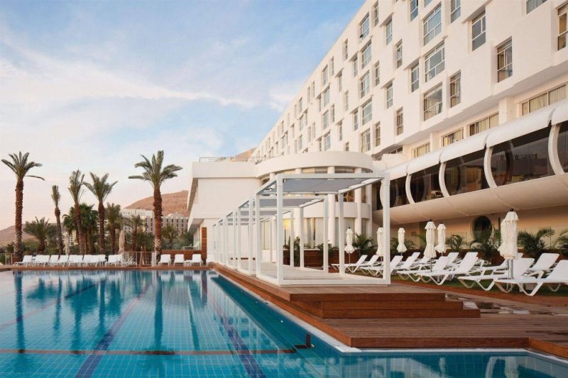 Best Hotels in Southern Israel - Isrotel Ganim
