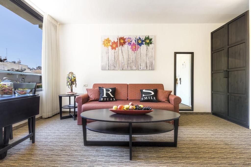 Best Suites Hotels in Tel Aviv - Arbel Suites