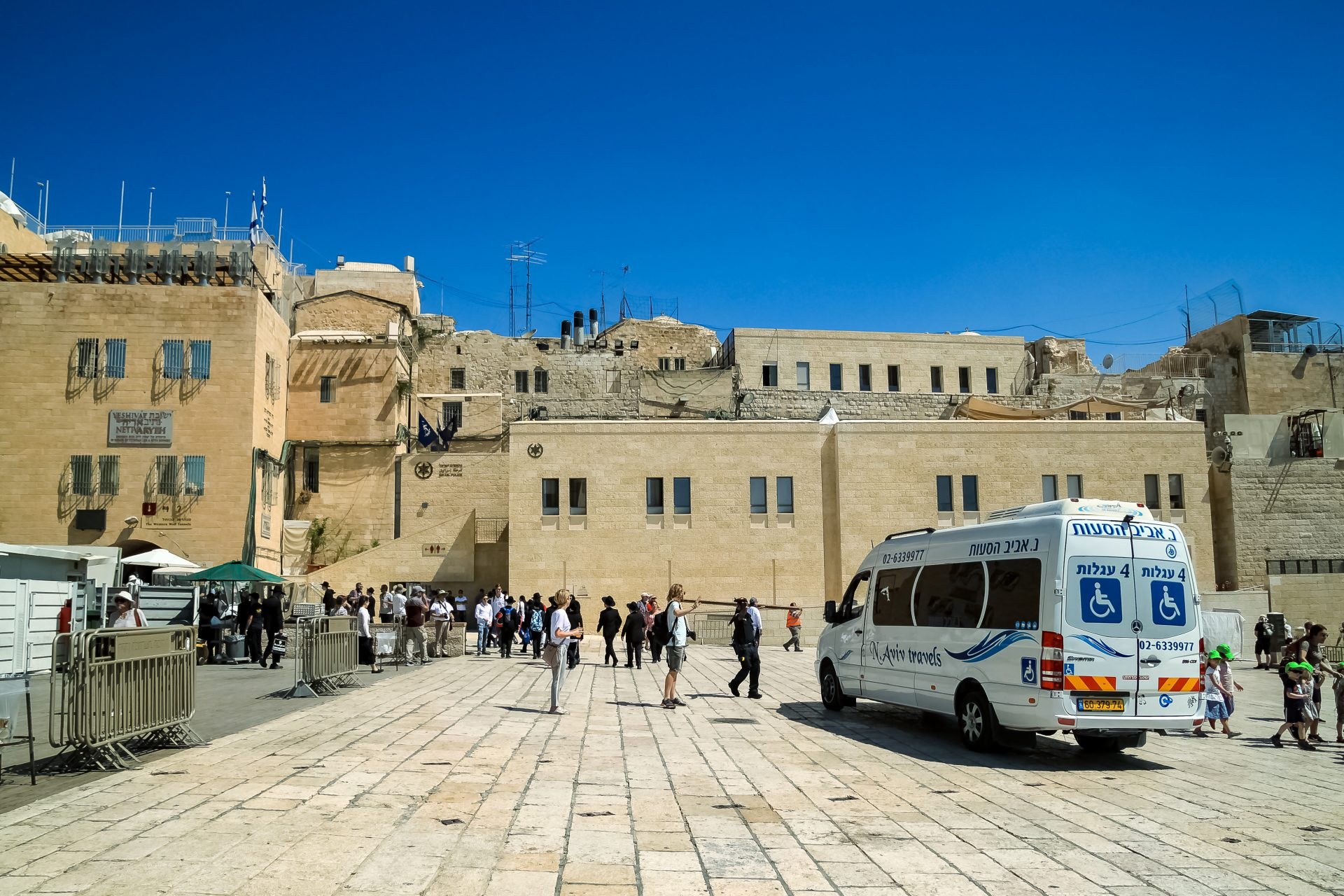 Transportation Transfers for Weddings in Israel