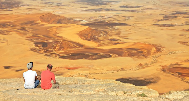 Negev Desert And Bedouin Experience Day Tour