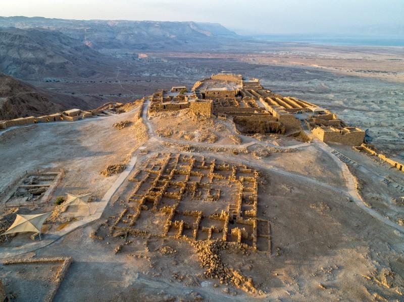 Tours Of Masada & Dead Sea