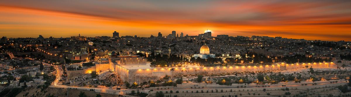Bus From Tel Aviv To Jerusalem