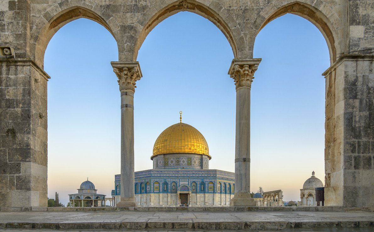 Private Jerusalem, Dead Sea, & Jordan River Tour2