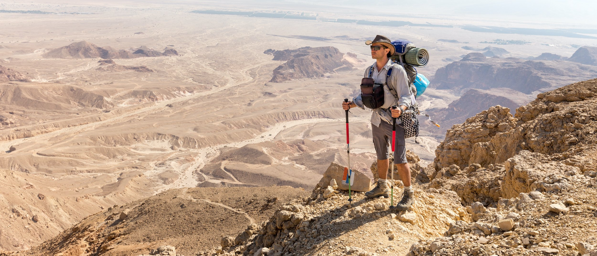 Hiking Tours In Israel.