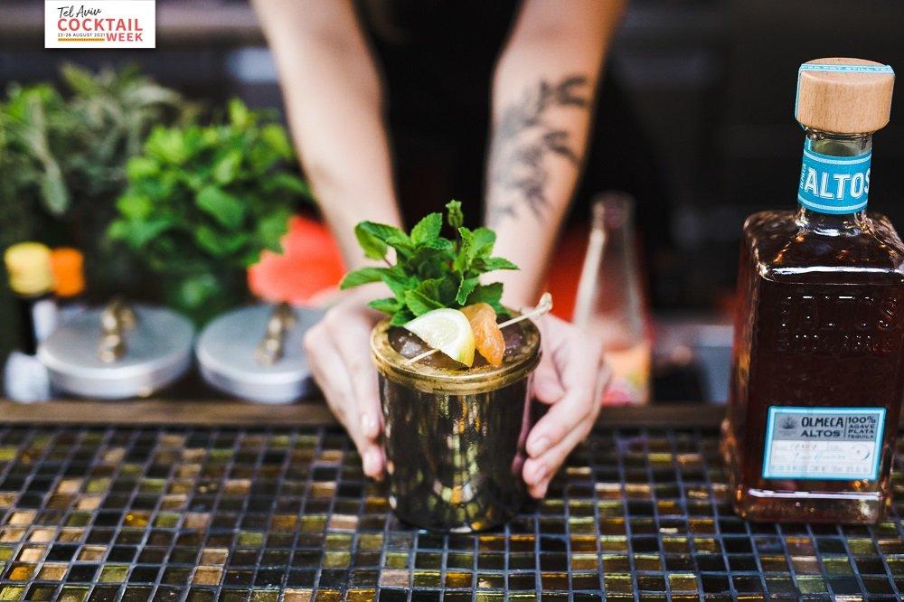 Tel Aviv Cocktail Week