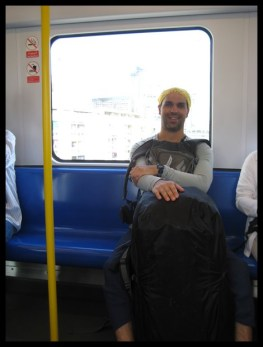 Bangkok, Skytrain, voyage, travel, backpacker, Thaïlande, Asie