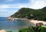Koh Tao, hôtel sur le bord de mer!