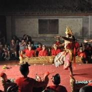 La danse à Bali