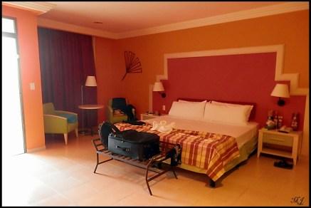 Cuba, havane, hébergement, chambre