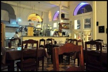 Café René, Casco viejo, Ville de Panama, Panama