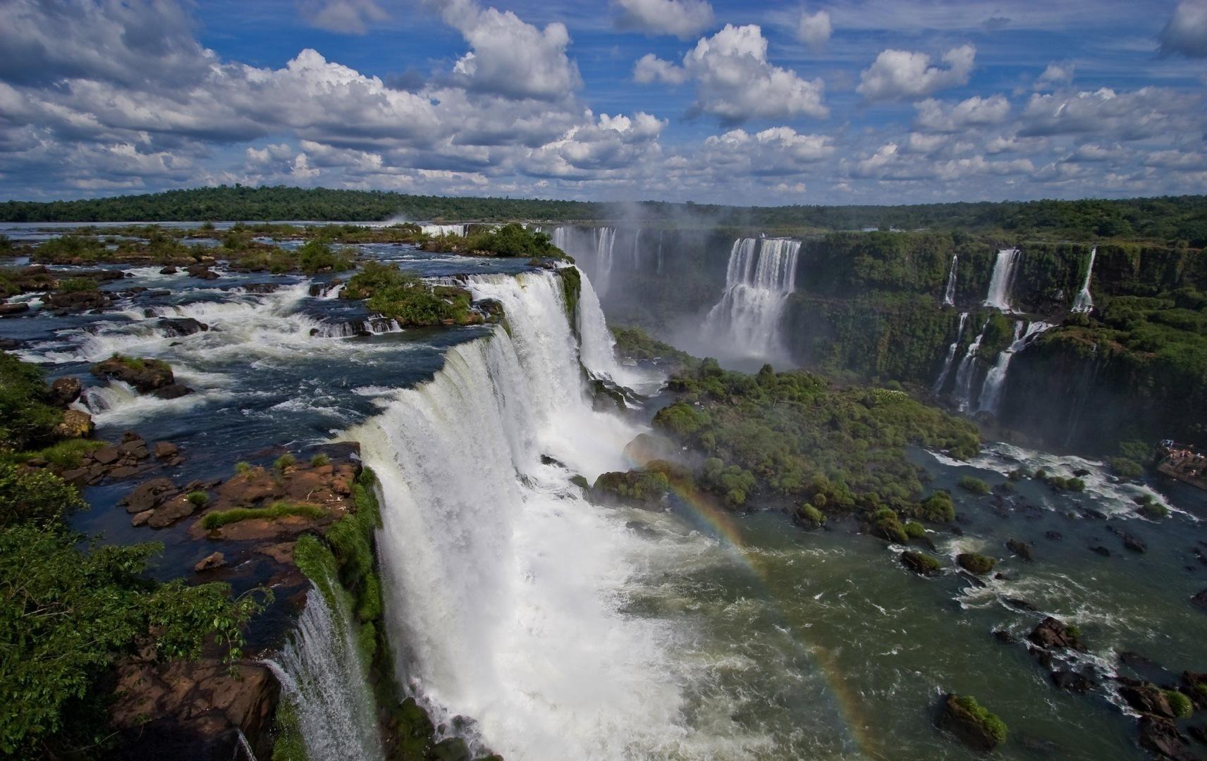Iguazu Falls Argentina Picture