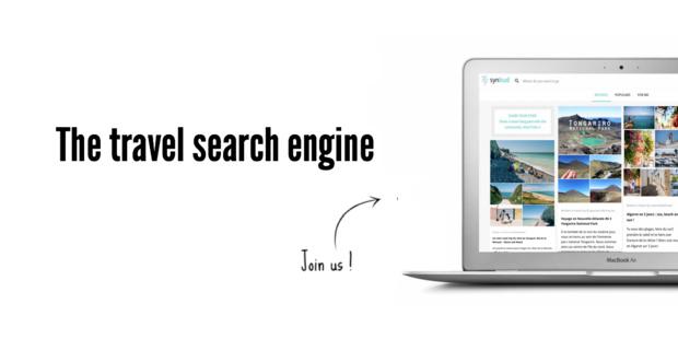 Synbud : le moteur de recherche pour mettre en lien les voyageurs