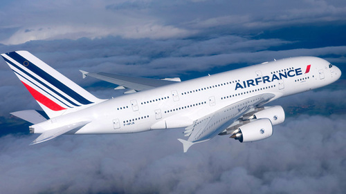 Air France : l'A380 décollera vendredi de Paris vers New York