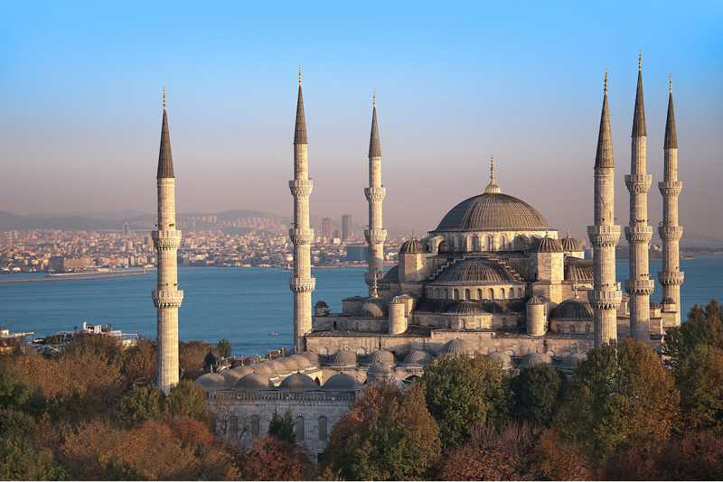 Image result for blue mosque istanbul