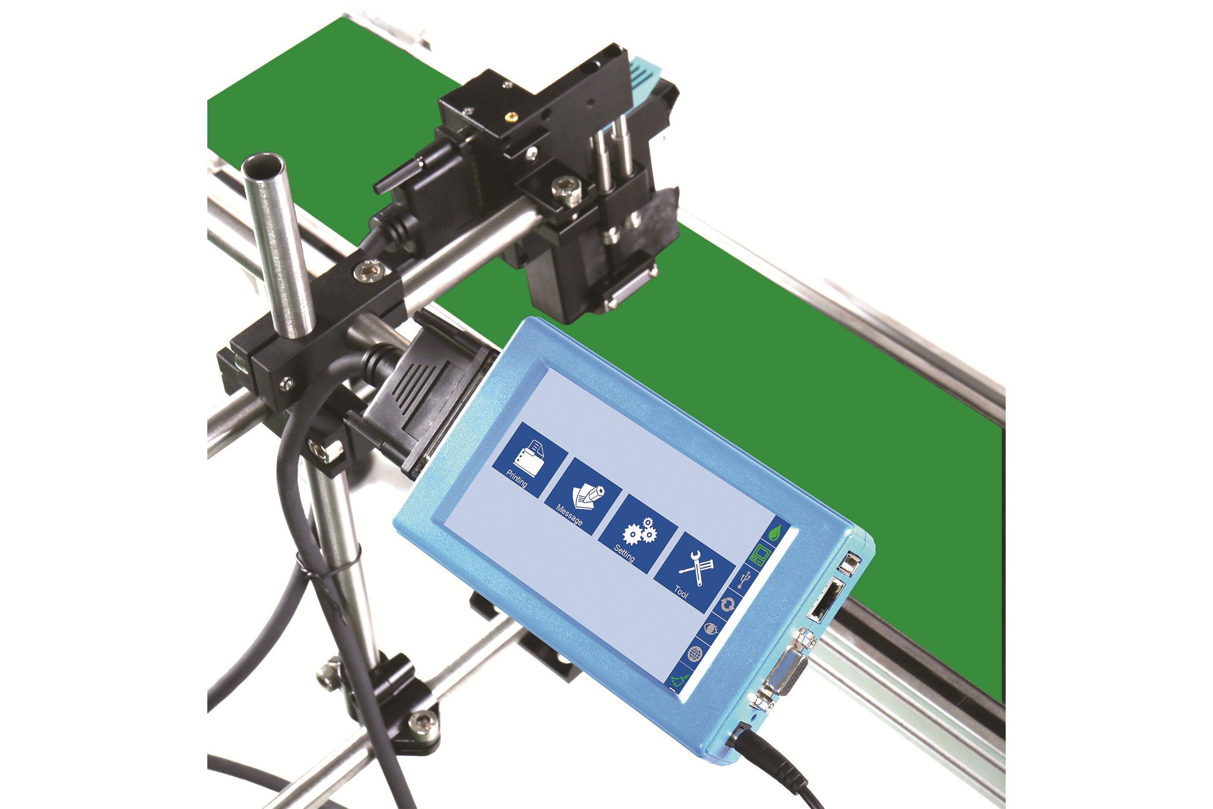 elfin 1dc c 2x3 - Thermal Inkjet Printers