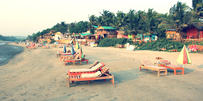 Mandrem-Beach--North-Goa
