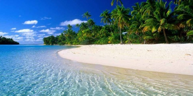Marari-Beach--Kerala Beaches in India