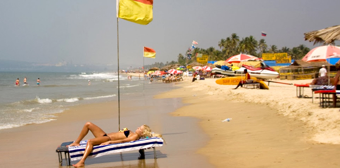 Morjim,-Pernem--North-Goa Beaches in India