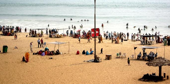 Puri-Beach--Orissa